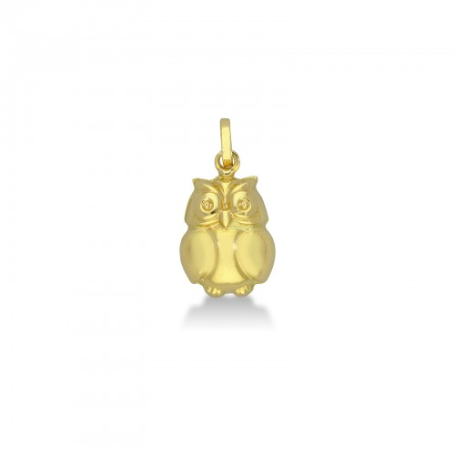 Pendant 18k Gold with Animals