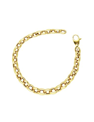 Bracelet 18k Gold with Chain