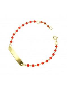 Bracelet 18k Gold cm 13