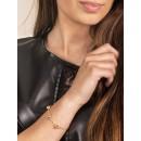 Bracelet 18k White Gold, Gold cm 18