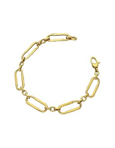 Bracelet 18k Gold cm 19