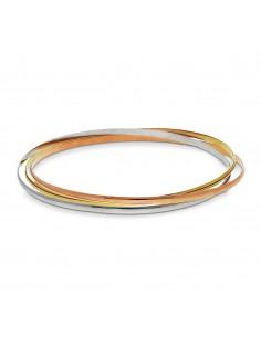 Bracelet 18k White Gold, Gold, Rose Gold cm 18