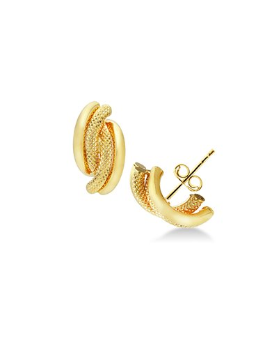 Earrings 18k Gold collection Mare