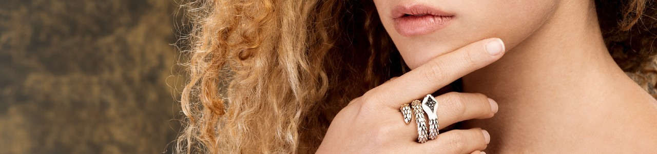 Woman band ring| Gioielli di Valenza