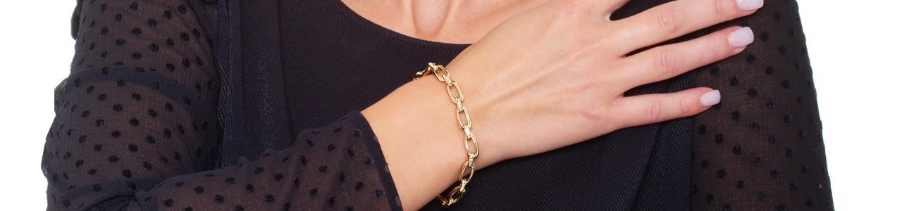 Woman chain bracelet | Gioielli di Valenza