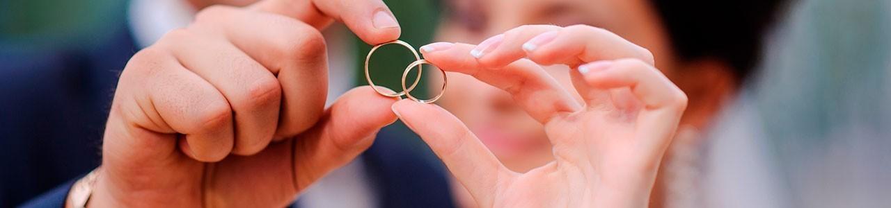 Rosario wedding rings: our collection | Gioielli di Valenza