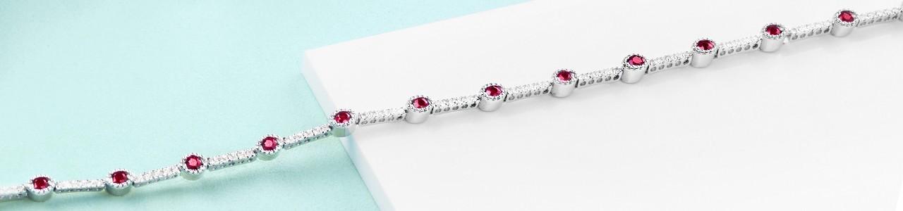 Woman alternate bracelet | Gioielli di Valenza