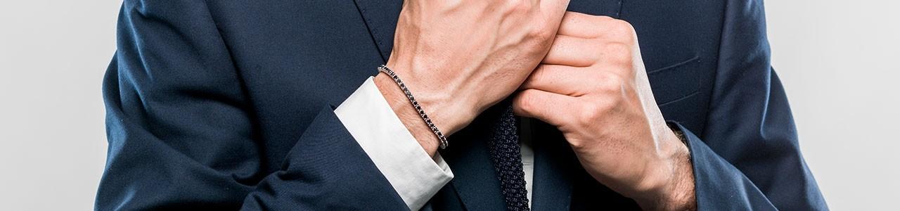 Man bracelets: our collection| Gioielli di Valenza