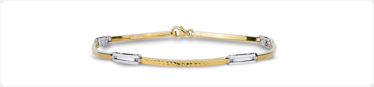 Man chain bracelet | Gioielli di Valenza