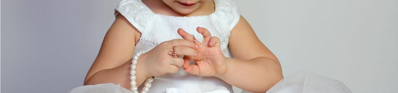 Anelli bambina: la nostra preziosa collezione | Gioielli di Valenza