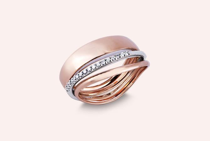 MNAN17313RB-Anello-fascia-in-Oro-bianco-e-rosa-18k-con-Diamanti-gioielli-di-valenza-collezione-parure-berlino