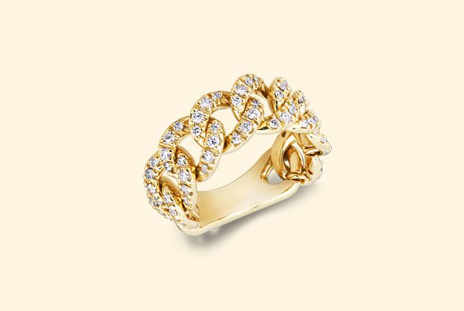 NAN5417GB-Anello-groumette-in-Oro-Giallo-18k-con-Diamanti-gioielli-di-valenza