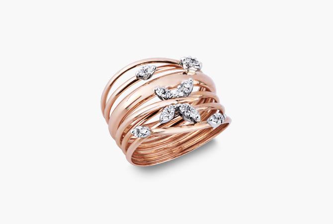 MNAN6367RB-Anello-intreccio-in-Oro-bianco-e-rosa-18k-con-Diamanti-collezione-parure-gioielli-di-valenza