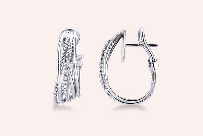 MNOR17379BB-Orecchini-intreccio-in-oro-bianco-18k-con-Diamanti-collezione-parure-gioielli-di-valenza